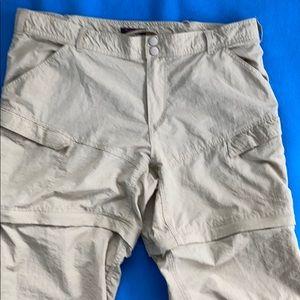 Canyon Creek Convertible Hiking Pants Size 2XL